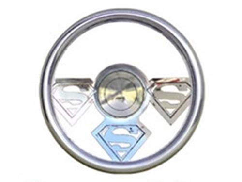 Full Custom Billet Steering Wheel - SuperMan 3