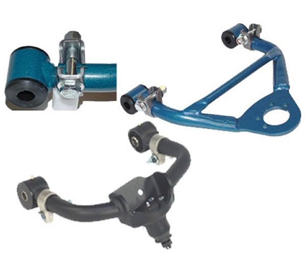 2000-2001 Dodge Ram 1500 Lifted Tubular Control Arms (Pair) (Upper Arms)