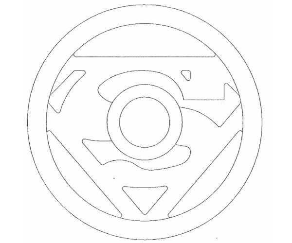 Full Custom Billet Steering Wheel – SuperMan