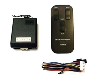 Wireless 6 Function 3 Switch Controller and Module