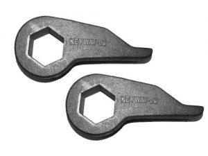 2011-2018 Chevrolet C3500 HD Diesel 3″ Drop Torsion Keys / Keyways