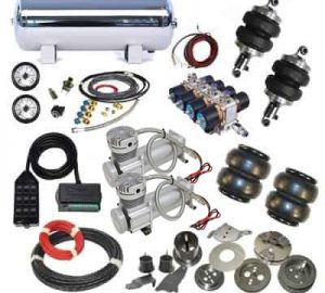 Plug & Play Air Suspension Kits