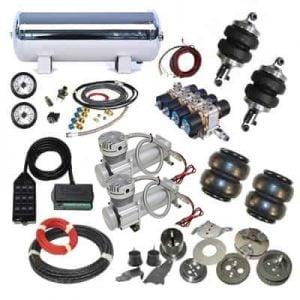 Plug & Play Air Suspension Kits