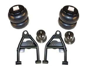 1997-2003 FORD F150 LIGHTNING 2WD Front Air Kit (Lower Control Arms / Bags / Brackets)
