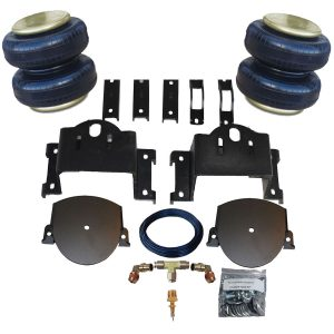 2001-2009 Chevrolet 4500, Heavy Duty Tow Assist Helper Air Bag Kit (Manual Fill Kit Included)