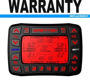 WARRANTY REPLACEMENT- Smartride Handheld Controller without Module (no wiring included)