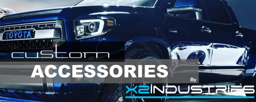 Custom Aftermarket Accessories for Cars Trucks SUVs