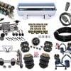 1994-2000 Dodge Ram 2500, 3500 Plug and Play Air Suspension Kit – Street Scraper