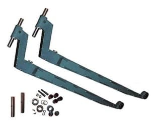 1982-1986 FORD F250, F350 Lowering Dropped I-Beams (Need King Pin Size)