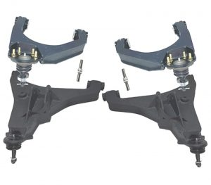 2004-2008 Ford F150 Front Lift Kit W/ Upper and Lower Control Arms (For Front Strut Suspension)
