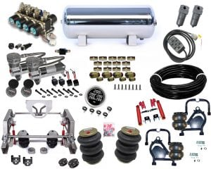 1982-1997 Ford Ranger Plug and Play Air Suspension Kit – Street Scraper