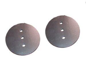 Bag Brackets Lower Bag Circle Plate for 2500 & 2600 Bags (Bottom Pair)