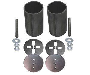U-Build It, DIY Fabricator Bracket Kit for Air Suspension – Front or Rear (PAIR)